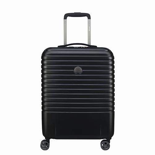 Kabinový SLIM kufr 55 cm 4 dvojitá kol. Delsey Caumartin plus