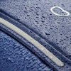 valise cabine souple 2 roues delsey montsouris 002365725 12 dark blue 5