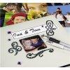 Hama album klasické FINE ART 30x30 cm, 100 stran, křídová