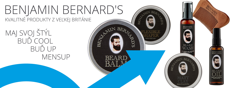 Benjamin Bernard's