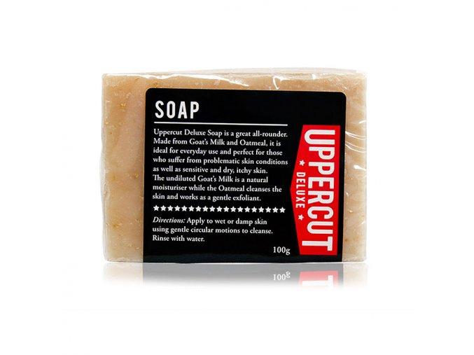 Uppercut Deluxe mydlo na telo a tvár Soap