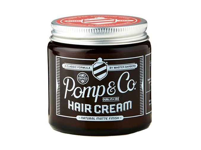 Pomp & Co. vlasový krém Hair Cream