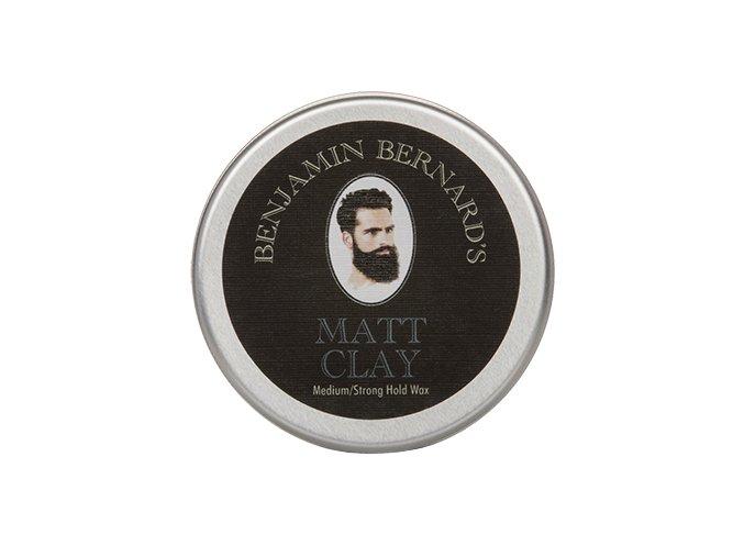 Benjamin Bernard's hlina na vlasy Matt Clay
