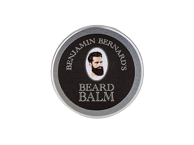 Benjamin Bernard's balzám na bradu Beard Balm