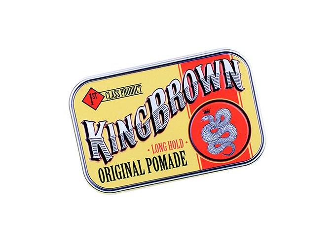 King Brown pomáda na vlasy Original Pomade