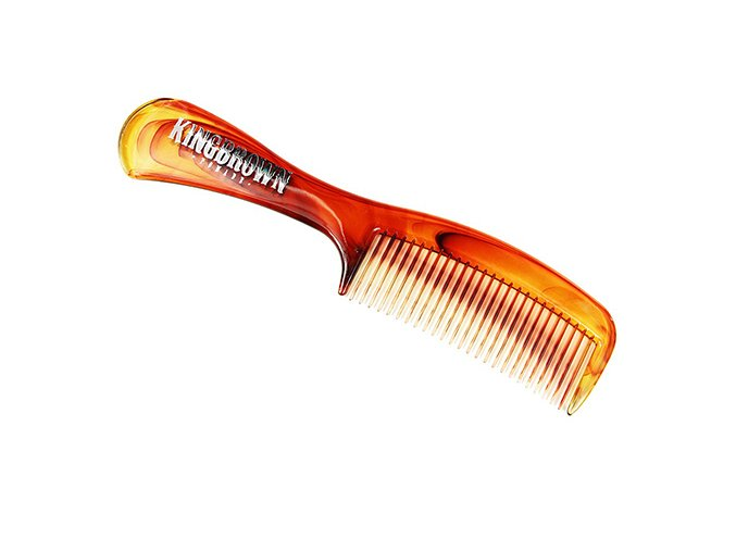 hr 438 051 00 king brown tort handle comb a