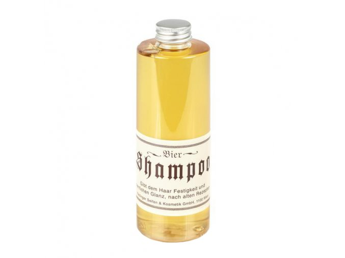 Haslinger šampón na vlasy Bier Shampoo