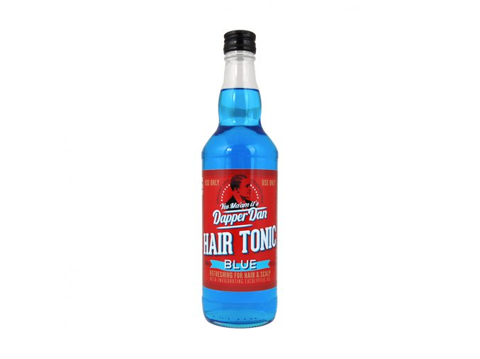 Dapper Dan vlasové tonikum Hair Tonic BLUE