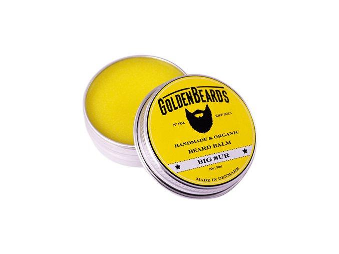 Golden Beards balzam na bradu Big Sur