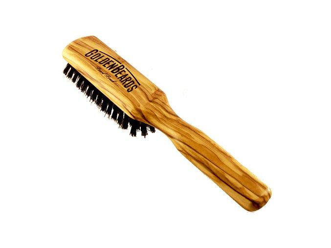 Golden Beards kefa na bradu Beard Brush