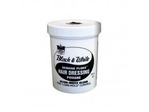 Black & White pomáda na vlasy Hair Dressing Pomade