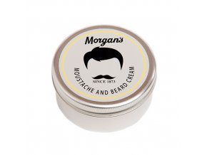 Morgan's krém na bradu Moustache and Beard Cream