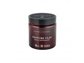 Daimon Barber hlina na vlasy Texture Clay
