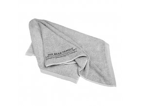 Mr Bear Family Barber Towel uterák