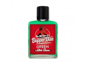 Dapper Dan voda po holení After Shave GREEN