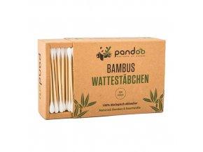 pandoo bambusové vatové tyčinky 200ks