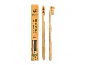 pandoo bambusová zubná kefka soft