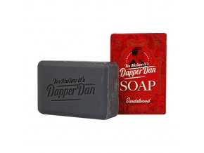 Dapper Dan mydlo na telo a tvár Soap Sandalwood
