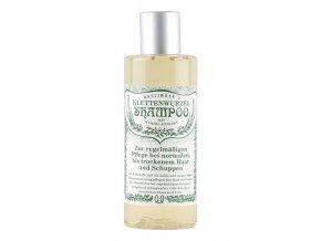 Haslinger šampón na vlasy Klettenwurzel Shampoo