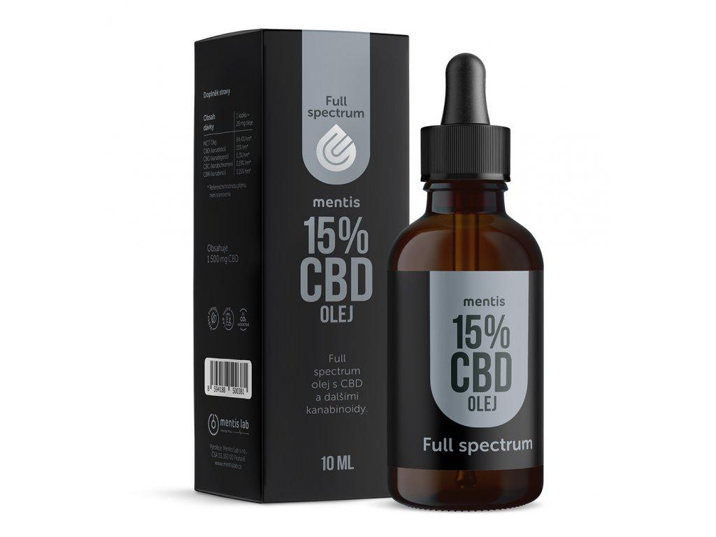 CBD oil FullS 15 A