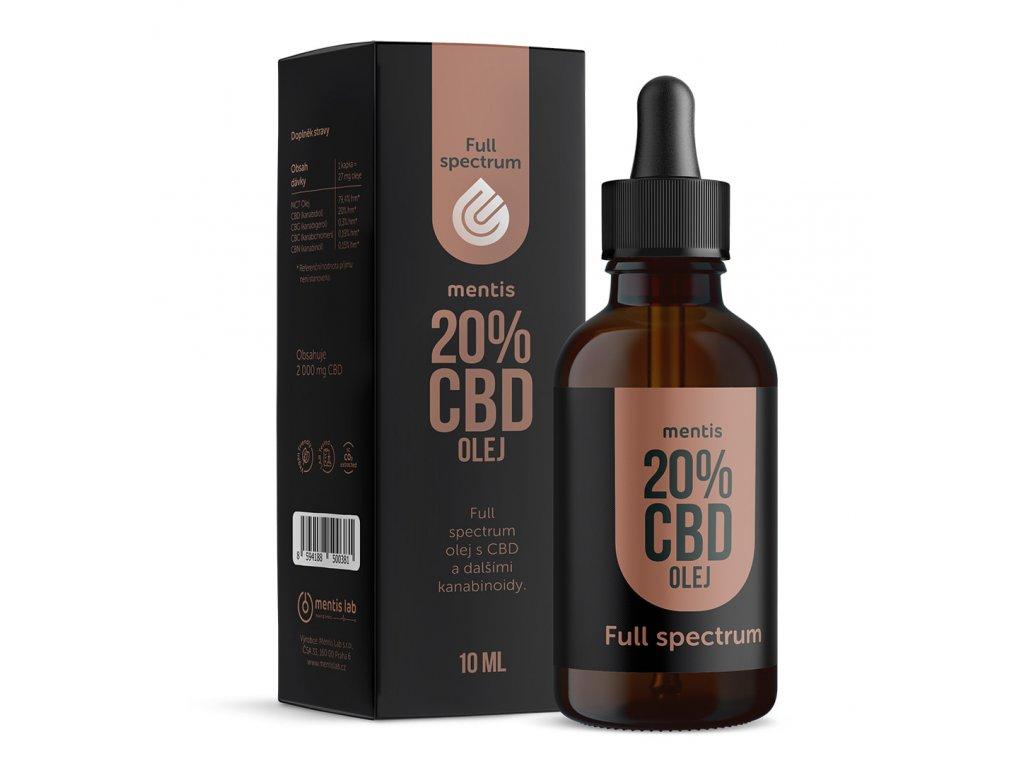 CBD oil FullS 20 A