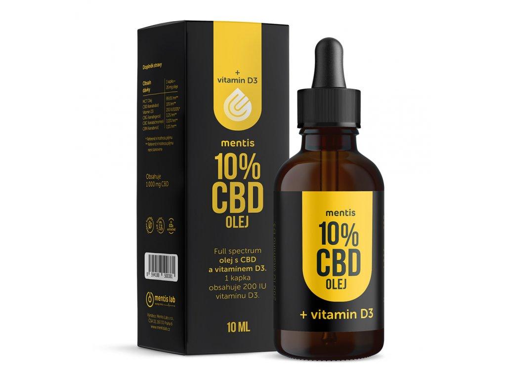 CBD oil vitamin d3 1