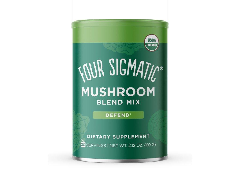 MushroomBlend Canister