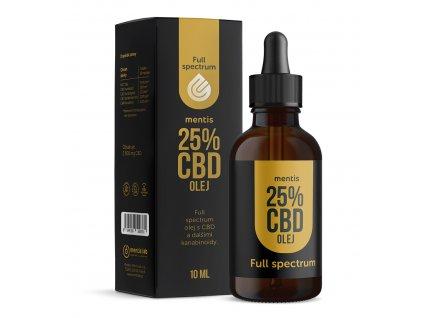 CBD oil FullS 25 A