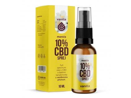 CBD oil vanilla 1
