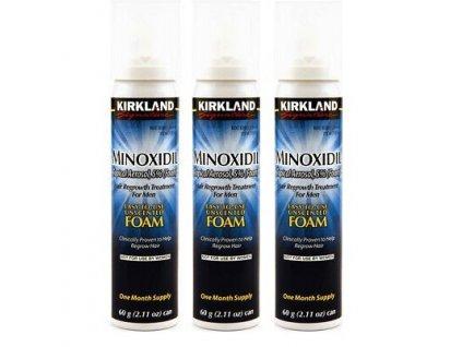 Kirkland Minoxidil Foam