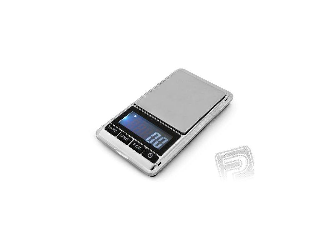 Vrecková Digitálna váha 500g / 0,01 g