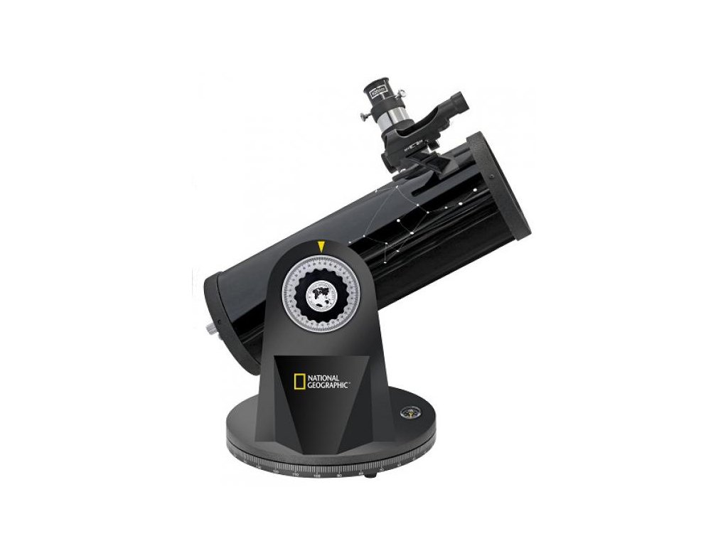 Teleskop National Geographic DOBSON 114/500 AZ