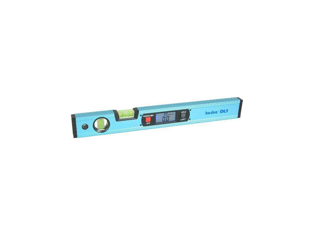 Vodováha Hedü DL 1 - 40cm - digitálna