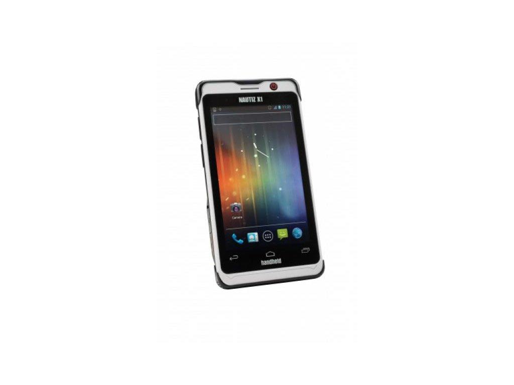 Handheld - Nautiz X1 s operačným systémom Android 4.0