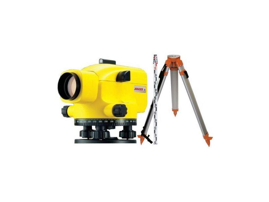 Nivelačný prístroj Leica Jogger 24 - záruka 3 roky sada