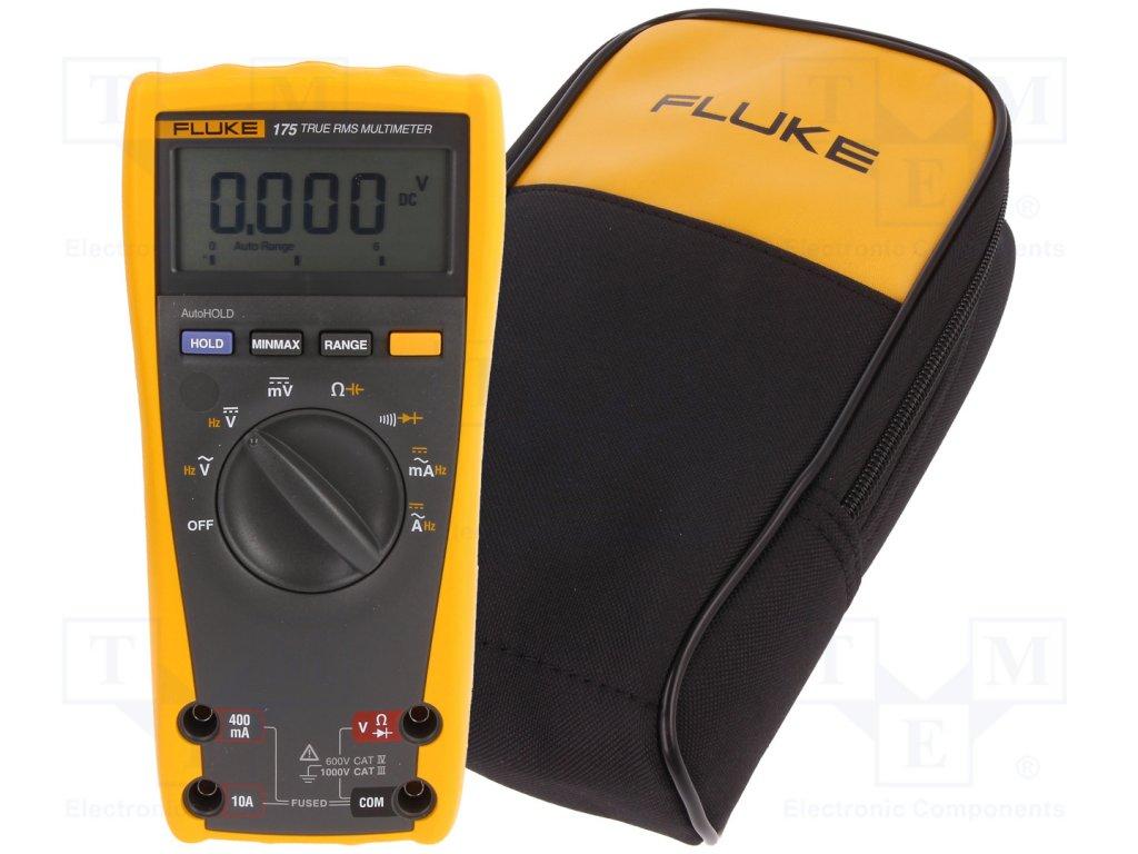 FLUKE-175 EGFID/C25