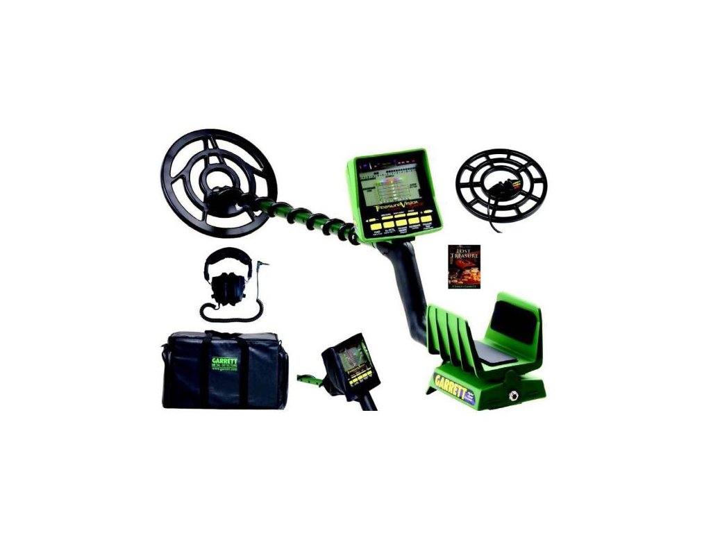 Detektor kovov Garrett GTI 2500 PRO Package