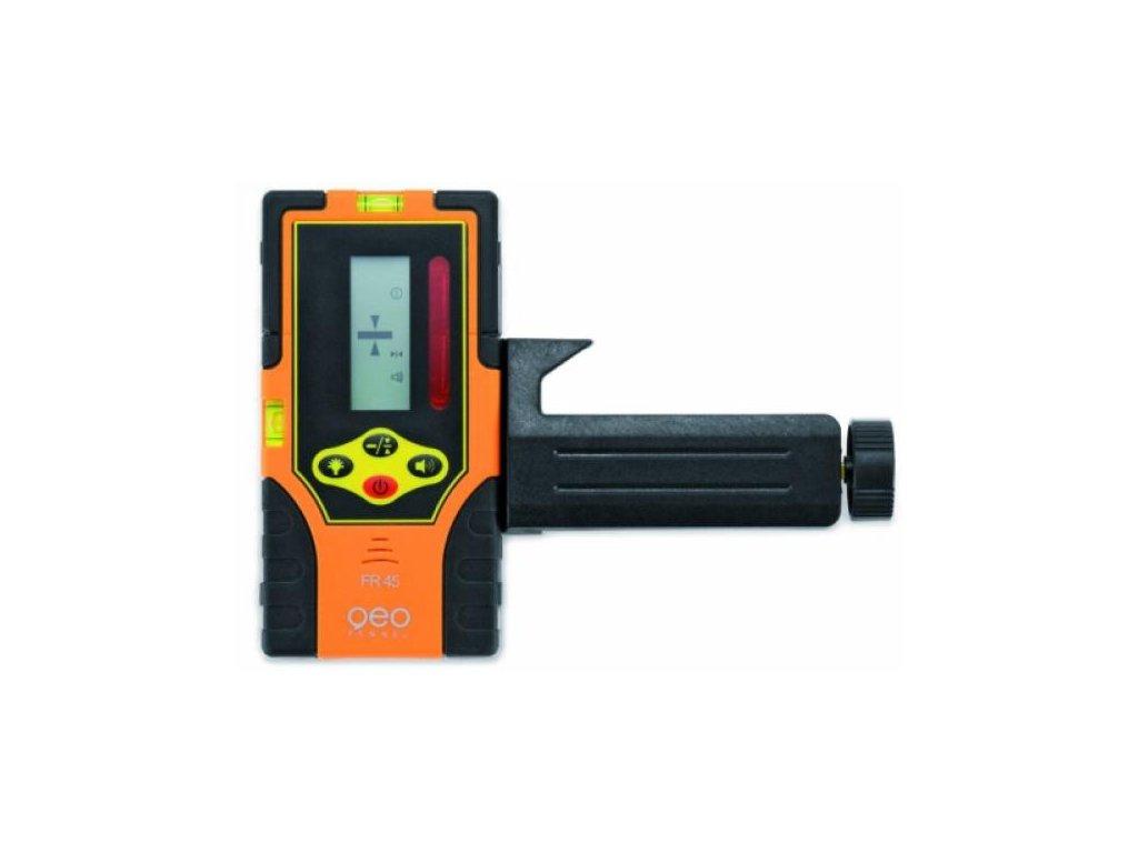 Prijímač pre rotačné lasery FR 45