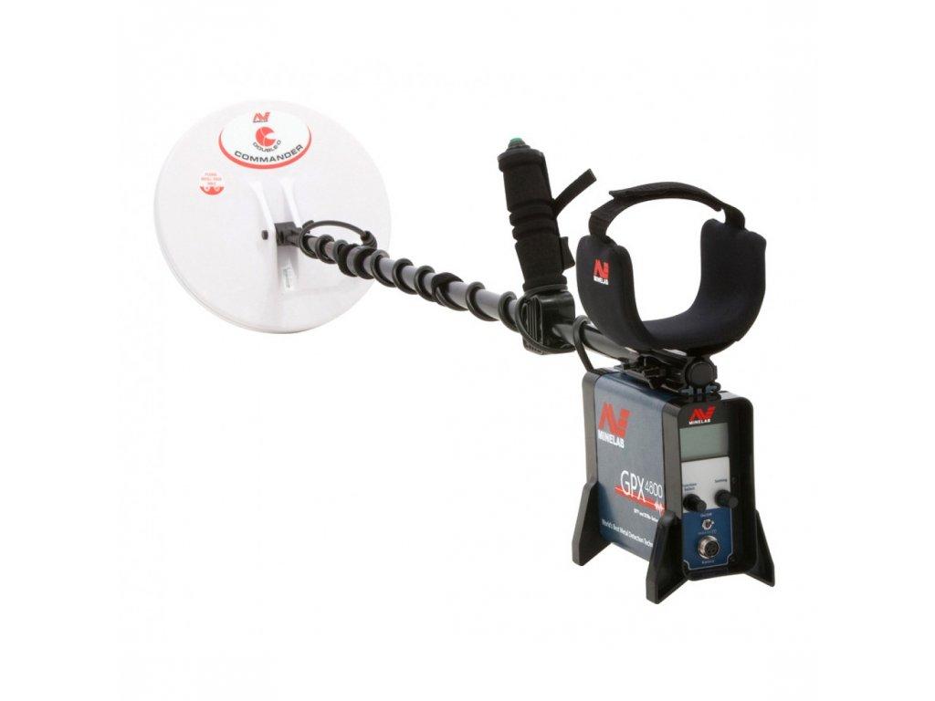 Detektor kovov Minelab GPX 4800