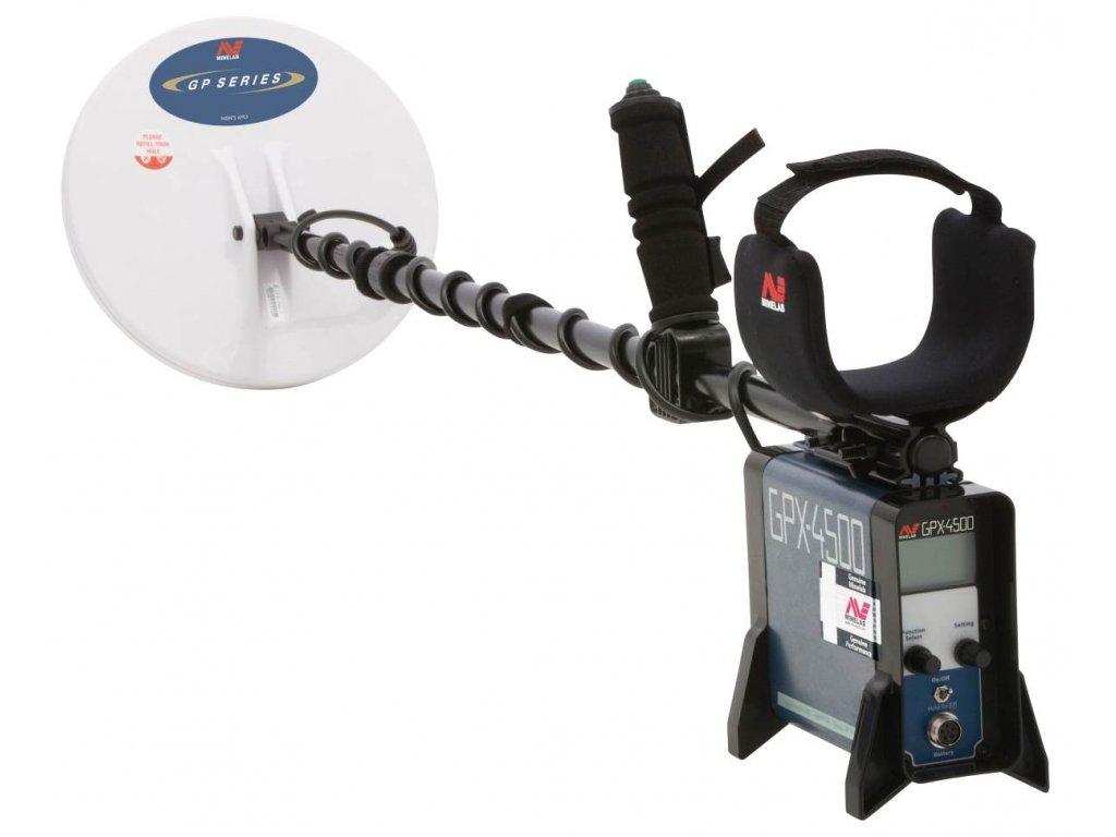 Detektor kovov Minelab GPX 4500