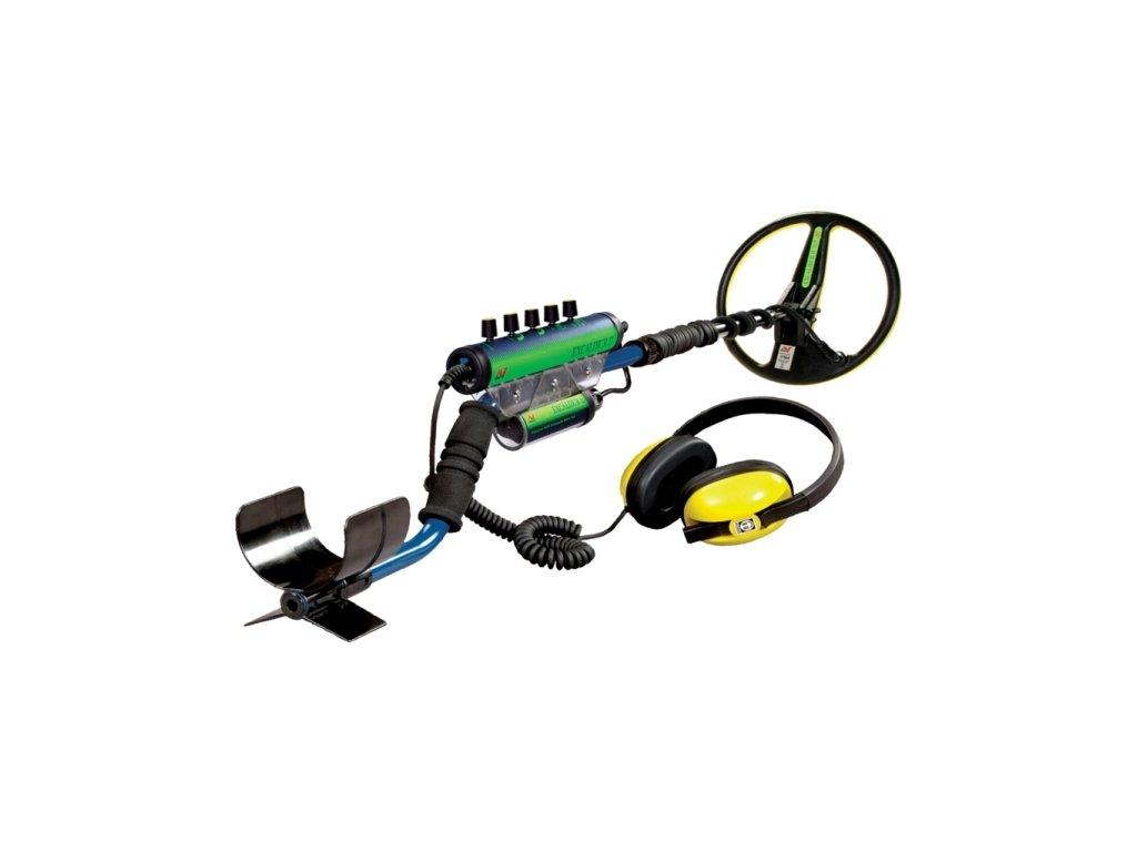 Detektor kovov Minelab Excalibur II