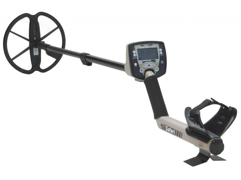 Detektor kovov Minelab Safari - Power set