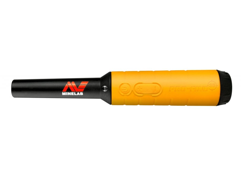 Dohľadávací detektor kovov Minelab PRO-FIND 35