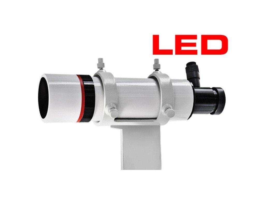 Hľadáčik Bresser Messier 8x50mm LED