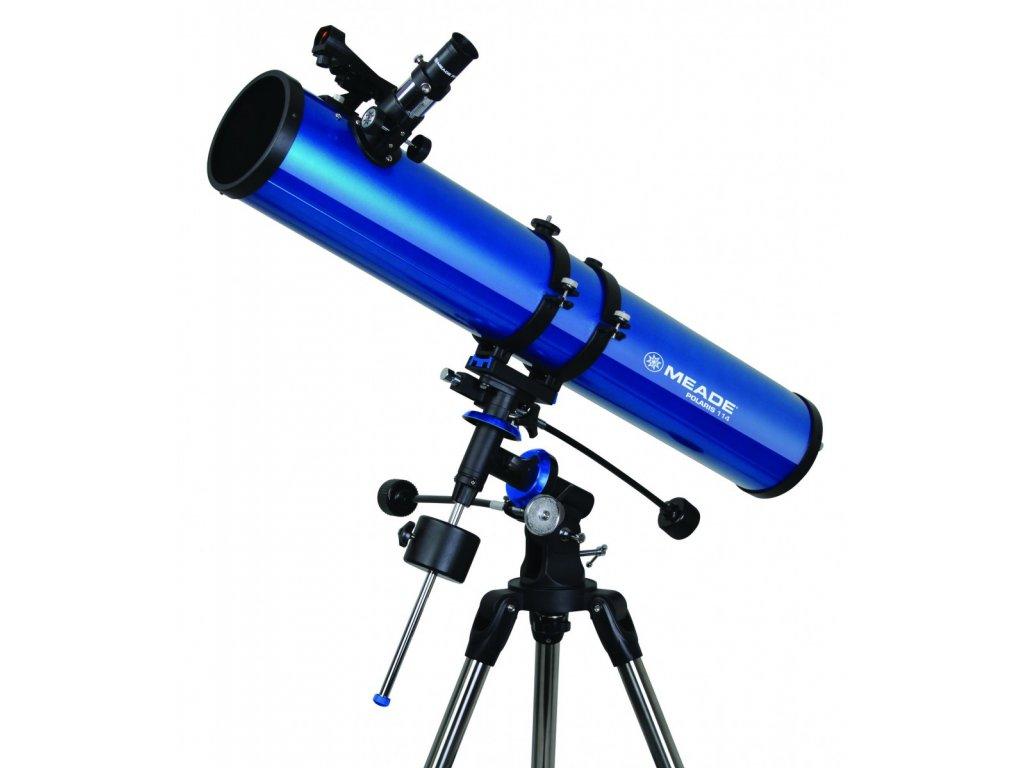 Teleskop Meade POLARIS 114/900 EQ
