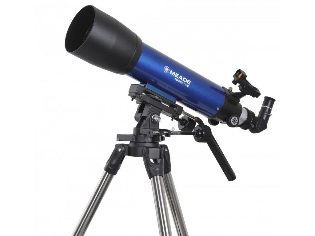 Teleskop Meade INFINITY 102/600 AZ