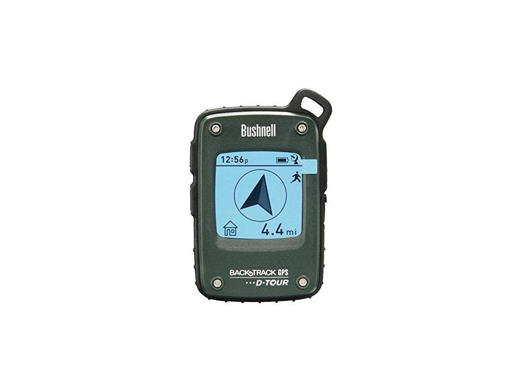 Bushnell-GPS BackTrack D-TOUR Zelený