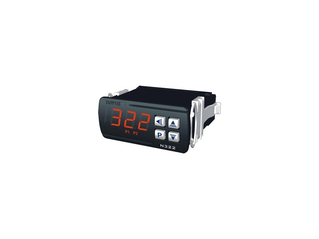 Regulátor teploty LIM322 - TC vstup