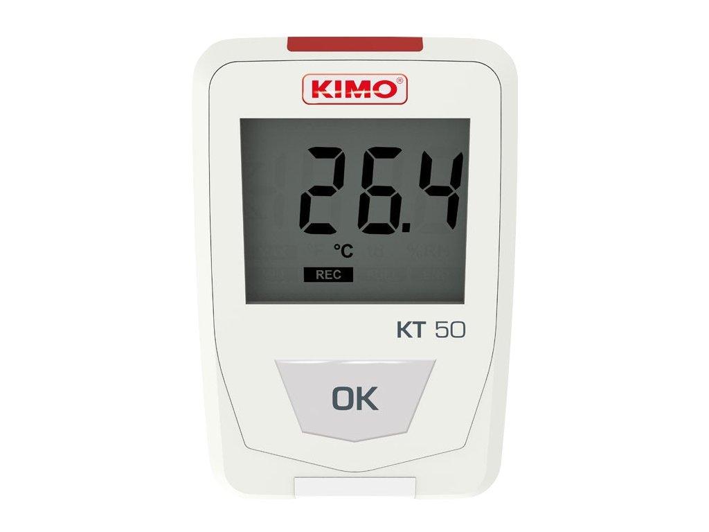 Datalogger KIMO KT50