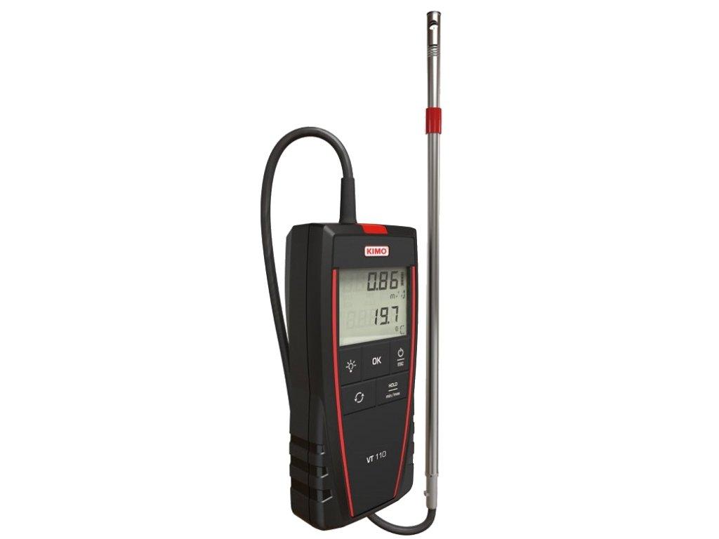 Digitálny anemometer KIMO VT110E